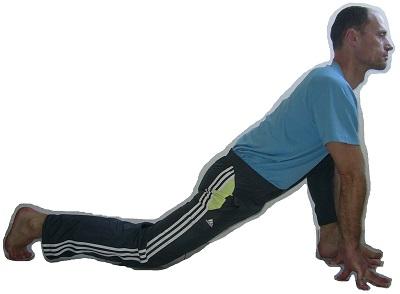 Iliopsoas dehnen bei seitlichen unteren Rückenschmerzen