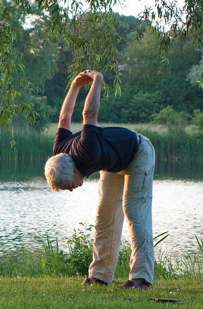 Rückenübungen gegen chronische Rückenschmerzen