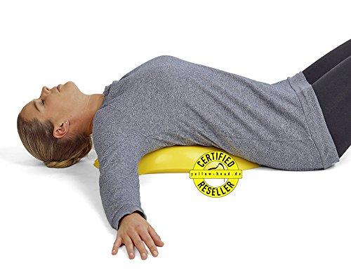 Körperhaltung verbessern durch Rückendehner