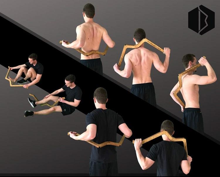 Triggerpunkt-Massagegerät Triggerbow