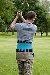 Rückengurt gegen Rückenschmerzen unterer Rücken