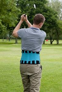 Rückensstützgürtel ermöglicht Sport bei Rückenschmerzen