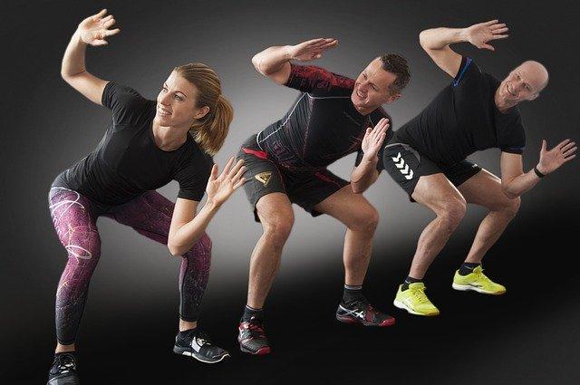 Fitnessprogramme machen rückenfit