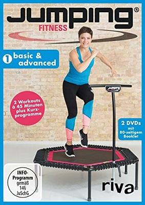 Fitnessprogramme mit dem Mini-Trampolin