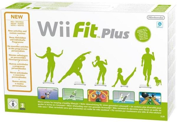 Fitnessprogramme zuhause mit der Wii Fit