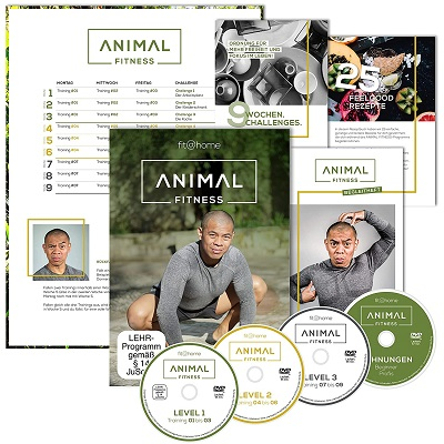 Animal Fitness