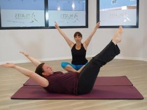Pilates-Fitnessprogramme