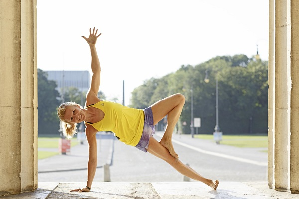 Das Yoga-Fitnessprogramm
