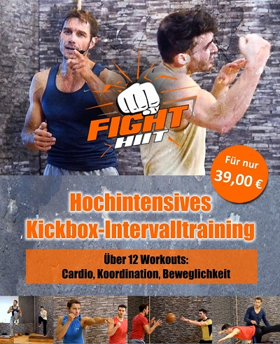 Kickbox-Fitnesstraining