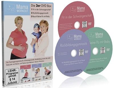 MamaWorkout - Fitnessprogramme für Mütter