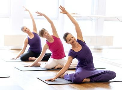 Pilates-Fitnessprogramme im Abo