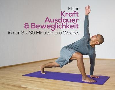 Fit mit Yogaletics