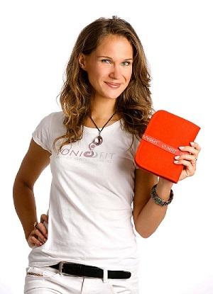 Beckenbodentraining-Übungen gegen Rückenschmerzen mit Anastasia Romanova